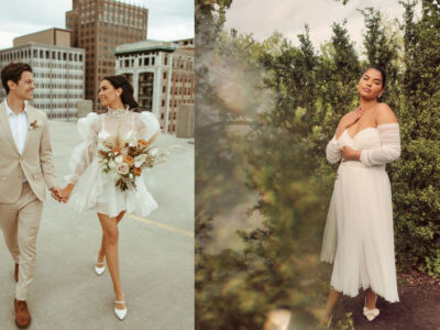 How to Find Your Dream Wedding Gown