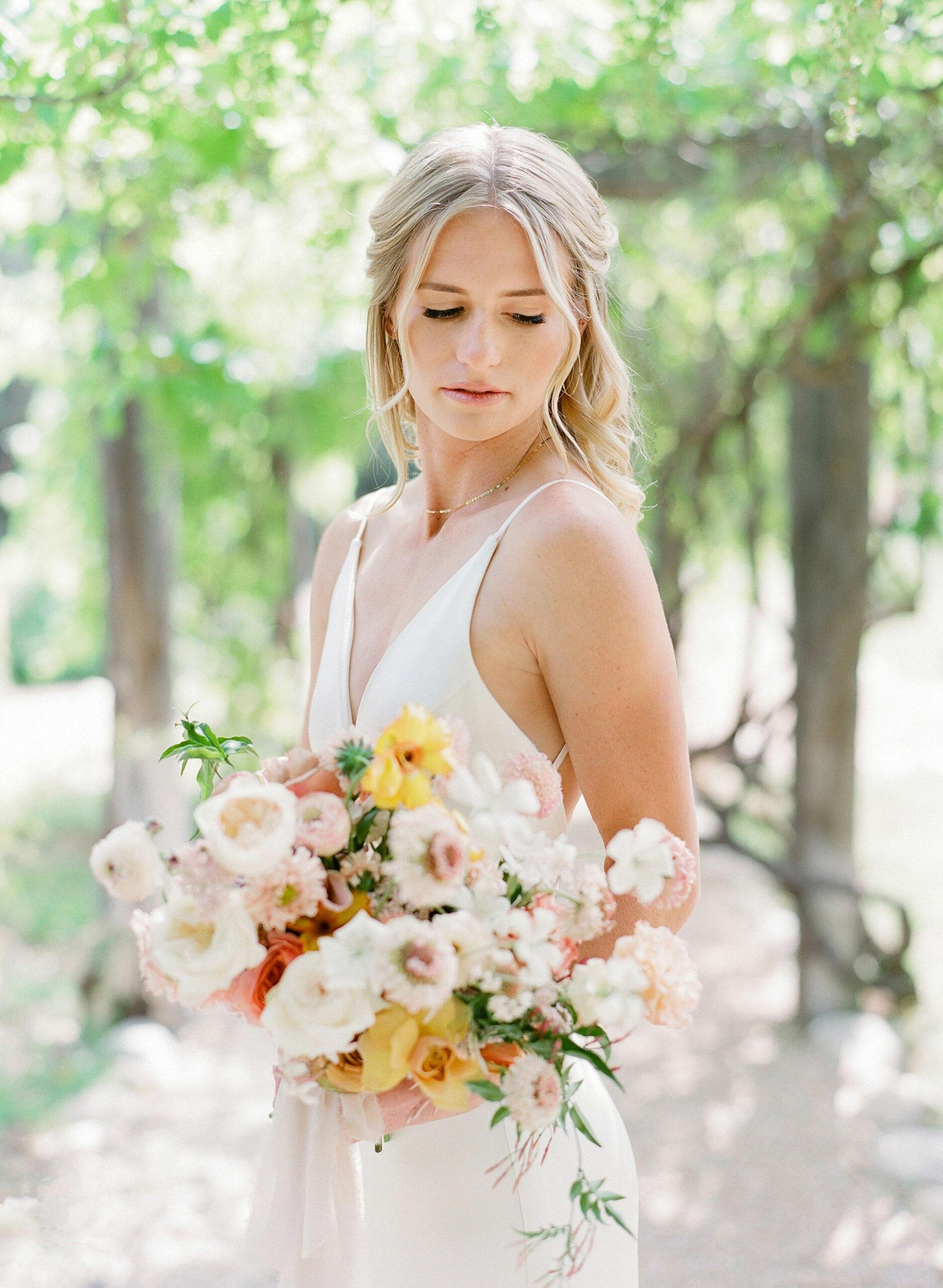MARTHA STEWART WEDDING FEATURE